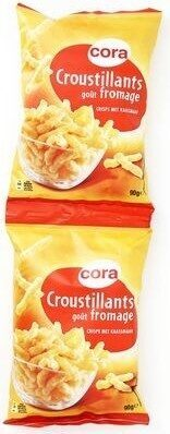 Croustillants gout fromage - Product