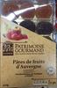 Pâtes de fruits d'Auvergne 5 saveurs - Producto
