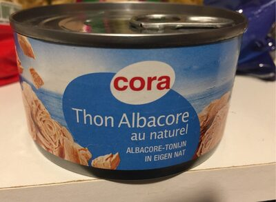 Thon Albacore au Naturel - Prodotto - fr