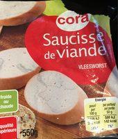 Saucisse de viande - Product