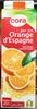 Pur jus Orange d'Espagne - Product