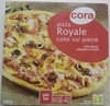 Pizza Royale cuite sur pierre - Product
