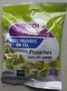 Pistaches sans sel ajouté - Product
