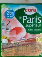 Le Paris supérieur (-25% de sel) - Produit - fr