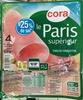Le Paris supérieur (-25% de sel) - Produit