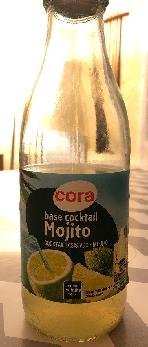 Base cocktail Mojito - Produit - fr