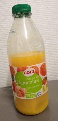 Pur jus de Clémentine - Product