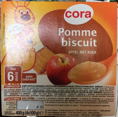 Pomme biscuit - Produit - fr