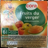 Fruits du verger - Product