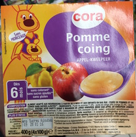 Pomme Coing - Producto