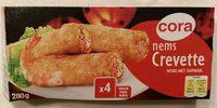 Nems crevette - Product - fr