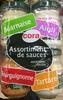 Assortiment de sauces - Produit