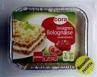 Lasagnes Bolognaises - Product - fr