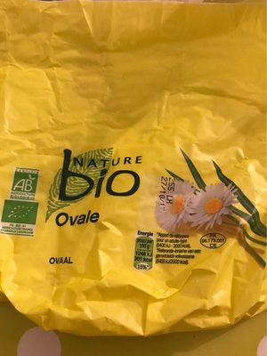 Nature bio ovale - Product