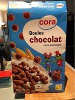 Boules Chocolat - Produit - fr