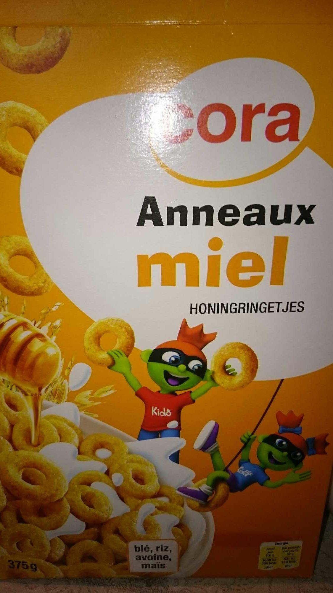 Anneaux de Miel - Produit - fr