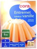 Entremet saveur vanille - Product