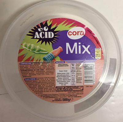 Acid Mix - Produit