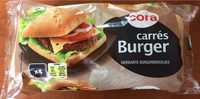 4 Pains Carrés Burger - Product