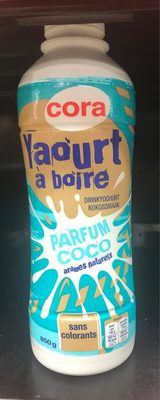 Yaourt a boire parfum coco - Product