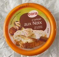 Fromage à tartiner aux noix - Informations nutritionnelles - fr