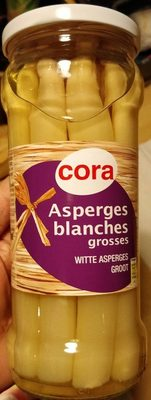 Asperges blanches grosses, 320g - Product - fr