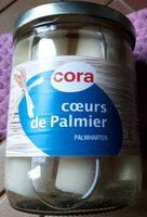 Coeurs de palmiers - Produit