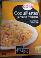 Coquillettes jambon fromage - Produit - fr
