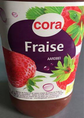 Jus de fraise - Product
