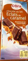 Chocolat au Lait Éclats de Caramel - Product