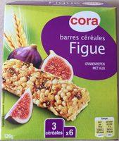 Barre Céréale Figue - Produit