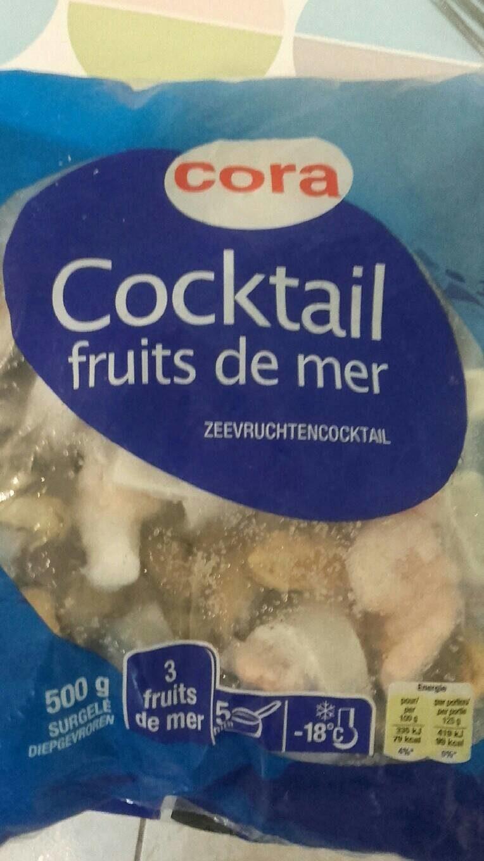 Cocktail de fruits de mer - Product