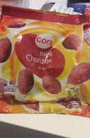 Mini chorizos - Produit