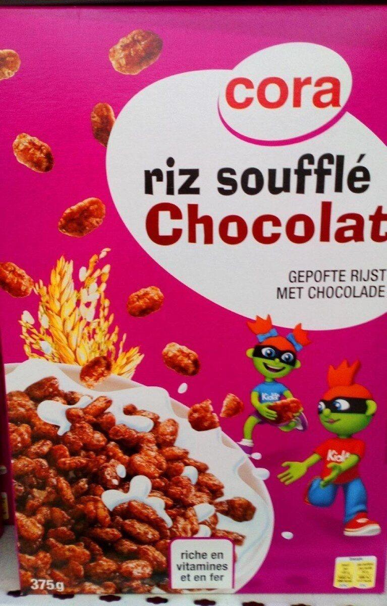 Riz soufflé chocolat - Produit - fr