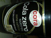 Cola zero - Prodotto - fr