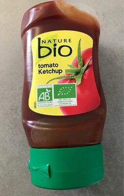 Tomato ketchup nature bio - Product - fr