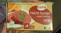 Haché Burger Super Tendre - Prodotto - fr