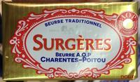 Beurre A.O.P Charentes-Poitou Doux - Product