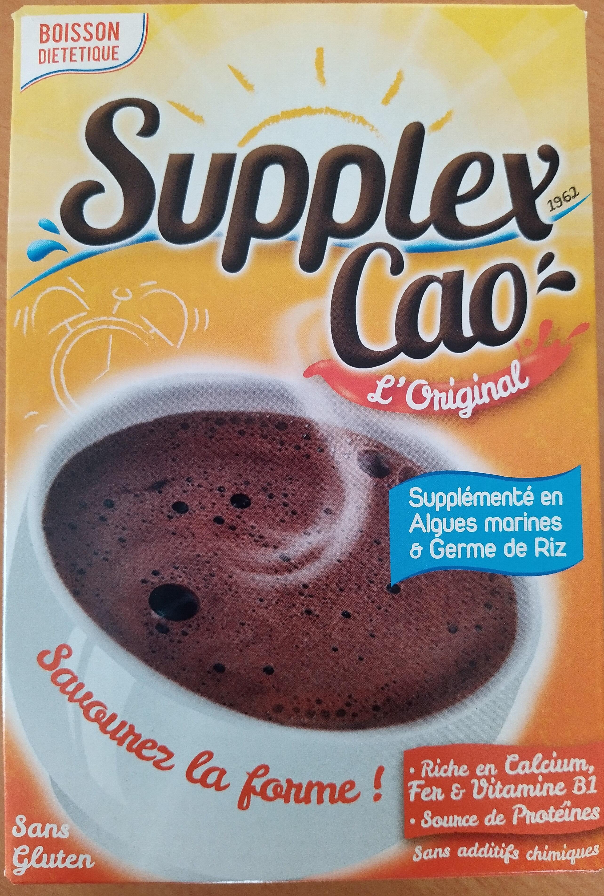 Cao au cacao maigre - Product - fr