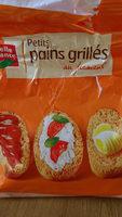 Petits Pains Grillés au Froment - Product