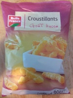 Croustillants Goût bacon - Produit - fr