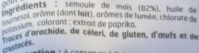 Croustillants Goût bacon - Ingrédients - fr