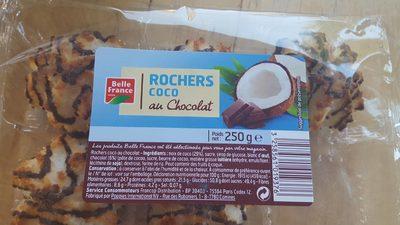 Rochers Coco au Chocolat - Produit - fr