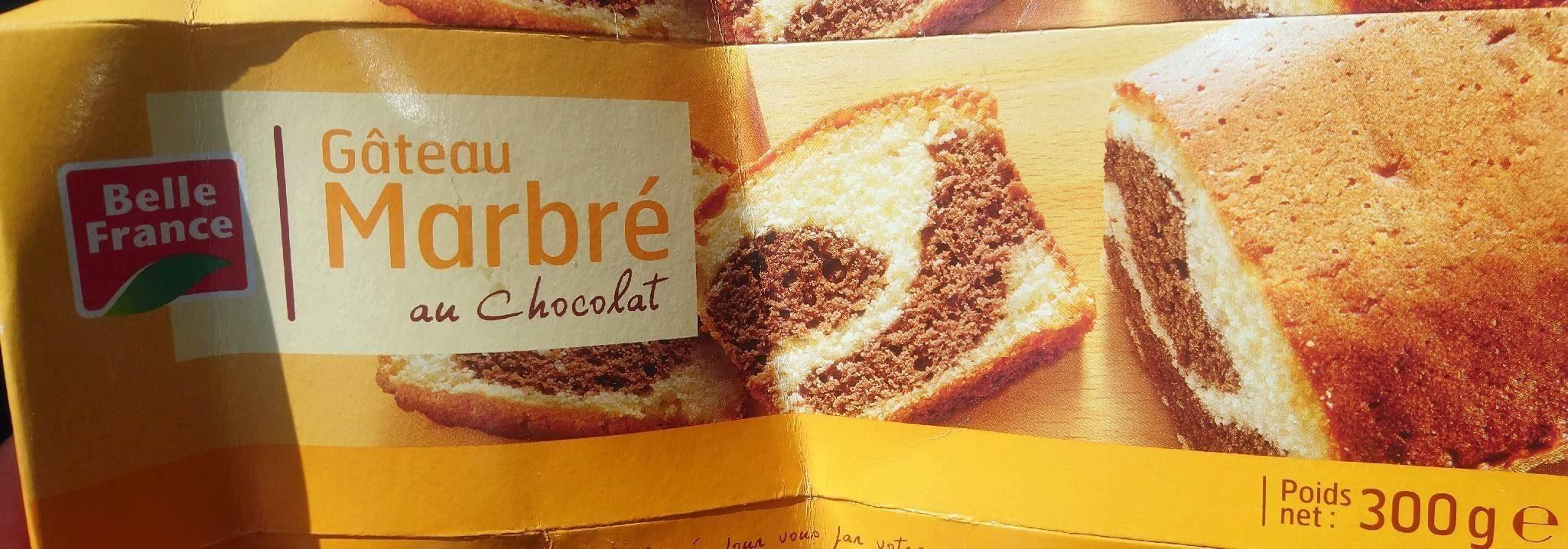 Gâteau Marbré au Chocolat - Produit - fr