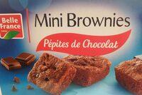 Mini Brownie - Product - fr