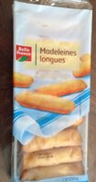 Madeleines Longues - Product
