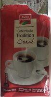 Café moulu tradition corsé - Product - fr