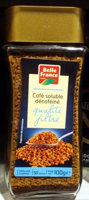 Café Soluble décaféiné Qualité Filtre - Product - fr