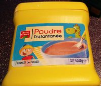 Poudre instantanee - Product