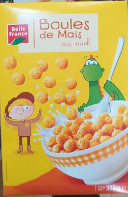 Boules de Maïs au miel - Produit - fr